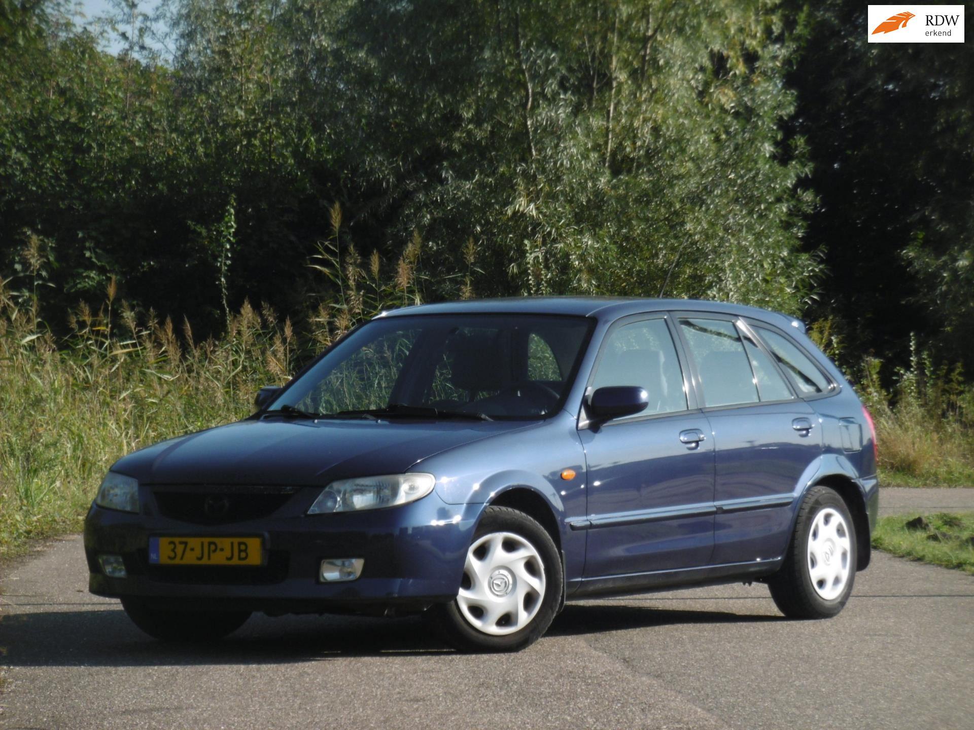 Mazda 323 Fastbreak occasion - Dunant Cars