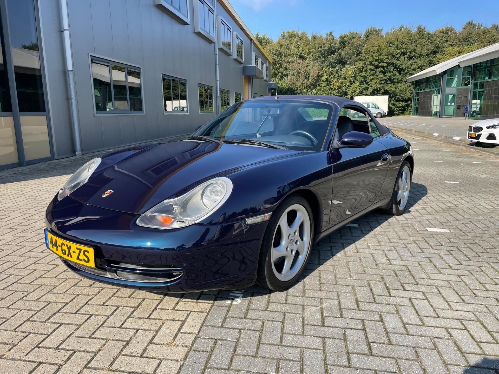 Porsche 911 Cabrio occasion - Handelsonderneming Deto