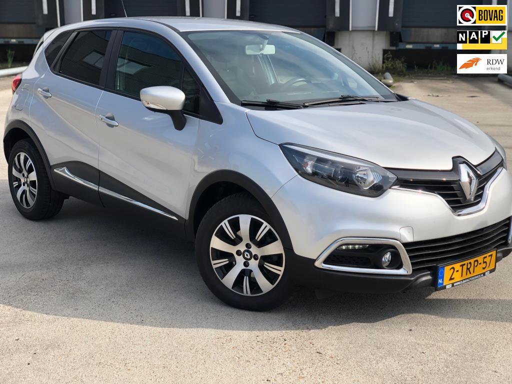 Renault Captur occasion - Elbay Auto & Bandenservice