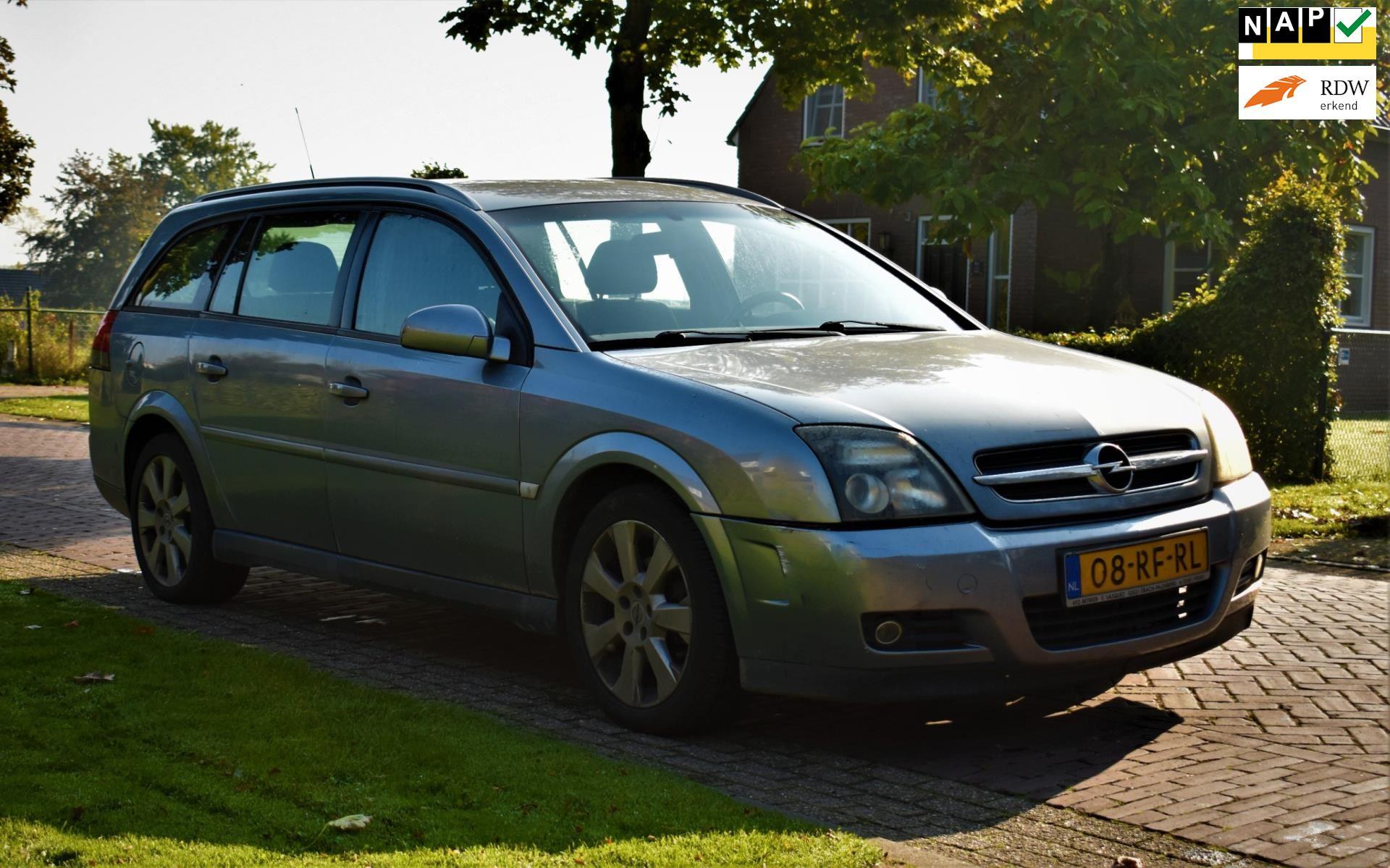 Opel Vectra Wagon occasion - F. Klomp Auto's