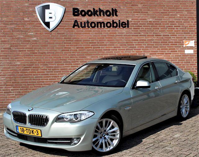 BMW 5-serie 535xi VOL! incl. EUR 3000,- onderhoud, nieuw 114K