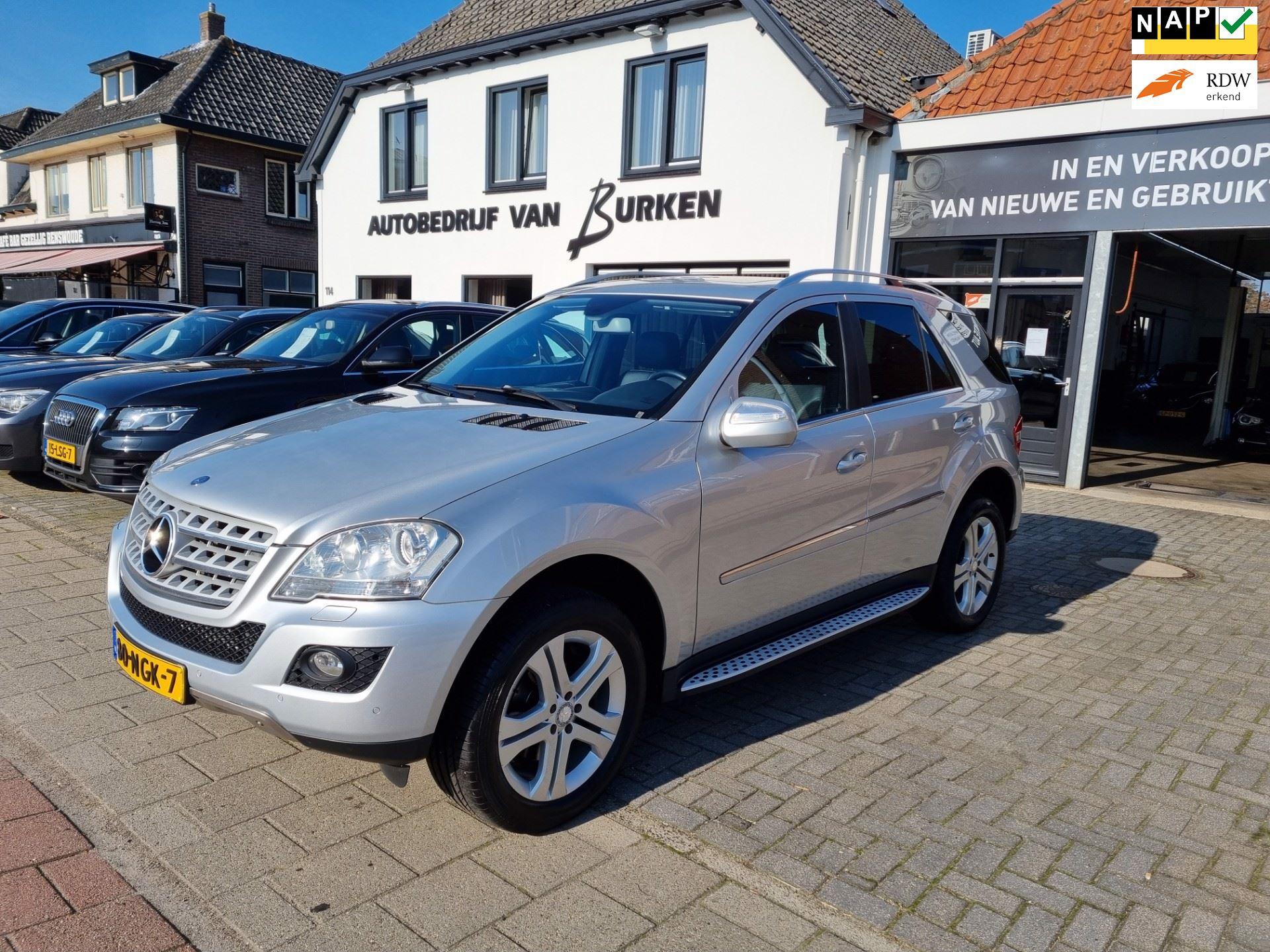 Mercedes-Benz M-klasse occasion - Autobedrijf van Burken