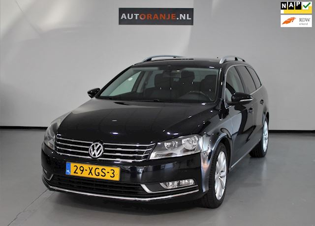 Volkswagen Passat Variant 1.4 TSI Comfort  Executive Line BlueMotion, Automaat, NAVI, Clima, Cr Control, NAP!!