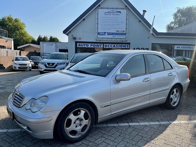 Mercedes-Benz C-klasse occasion - Auto Point