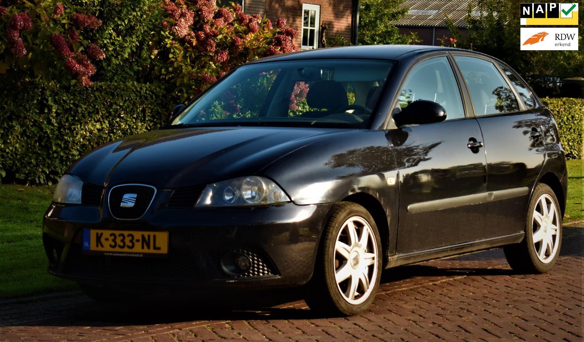 Seat Ibiza occasion - F. Klomp Auto's