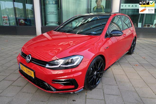 Volkswagen Golf 2.0 TSI 4Motion R Pano Full-Led Dynaudio Camera Rood Garantie