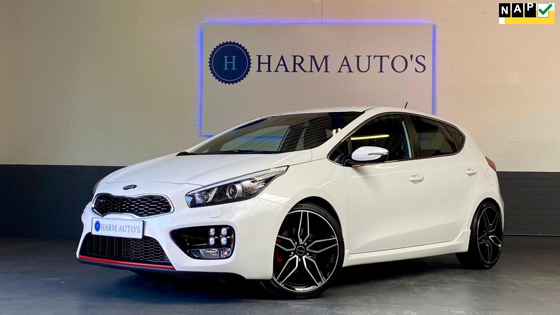 Kia Ceed occasion - Harm Auto's