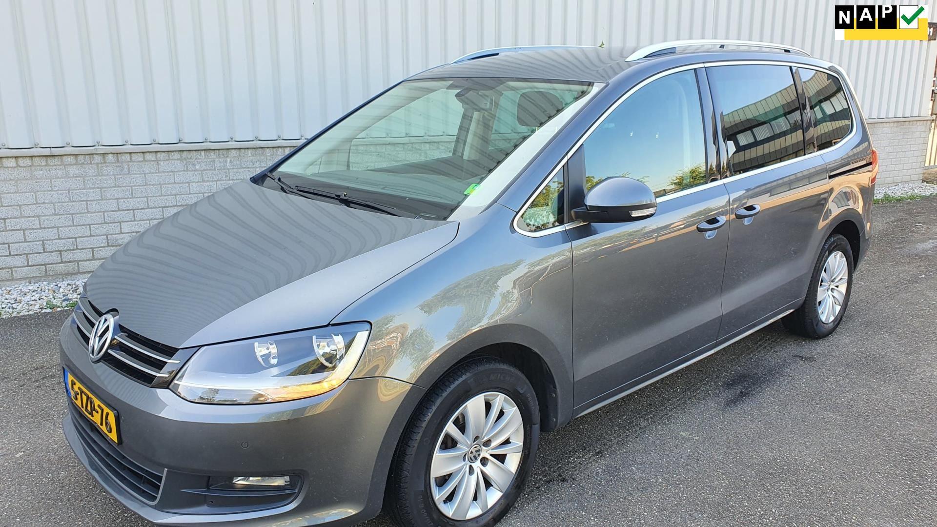 Volkswagen Sharan occasion - Terborg Auto's