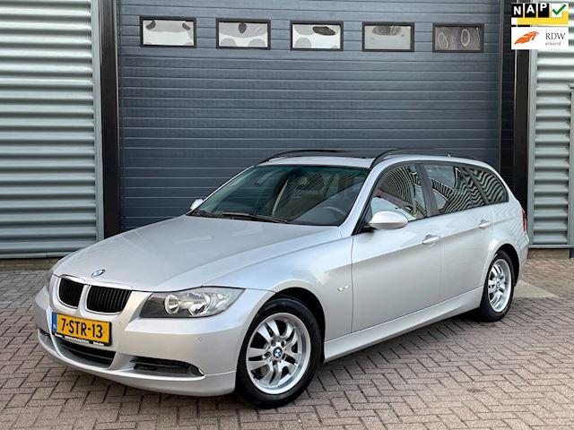 BMW 3-serie Touring  2.0 320 AUT 2006 Grijs TREKHAAK*PDC*APK