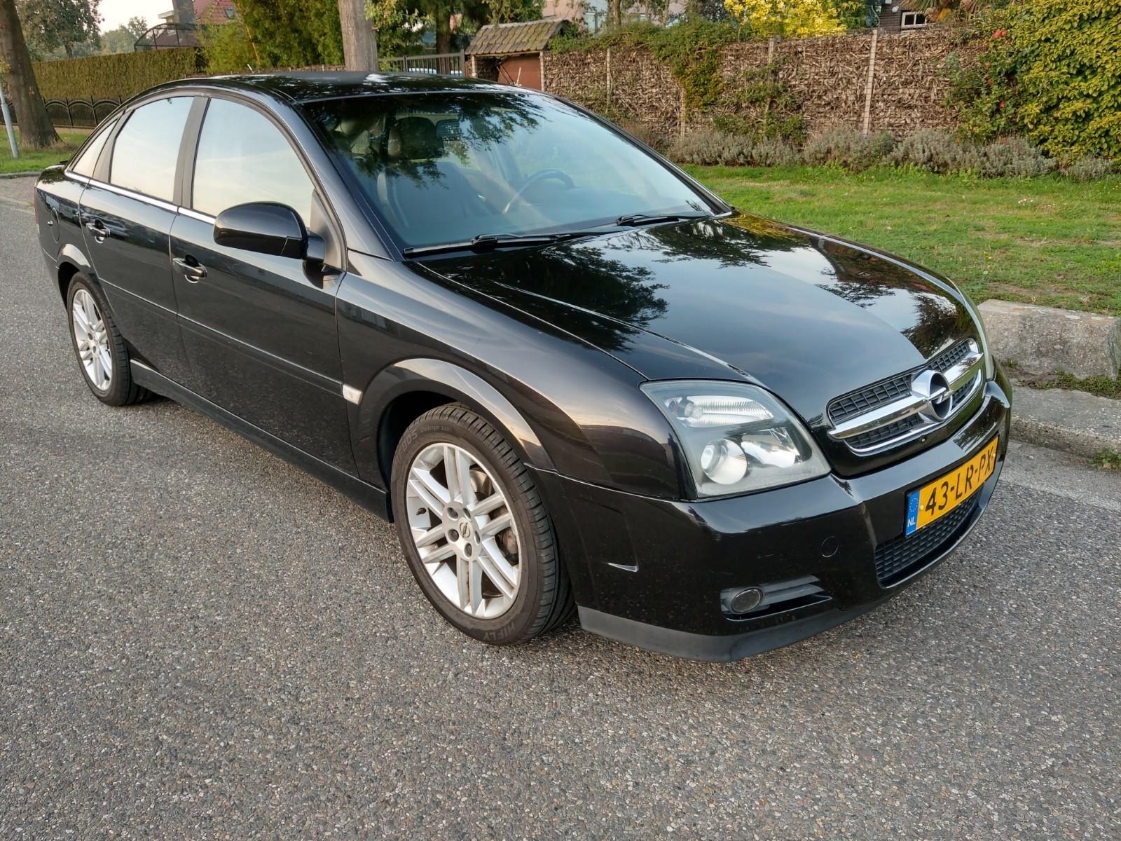 Opel Vectra GTS occasion - JP-Automobielen