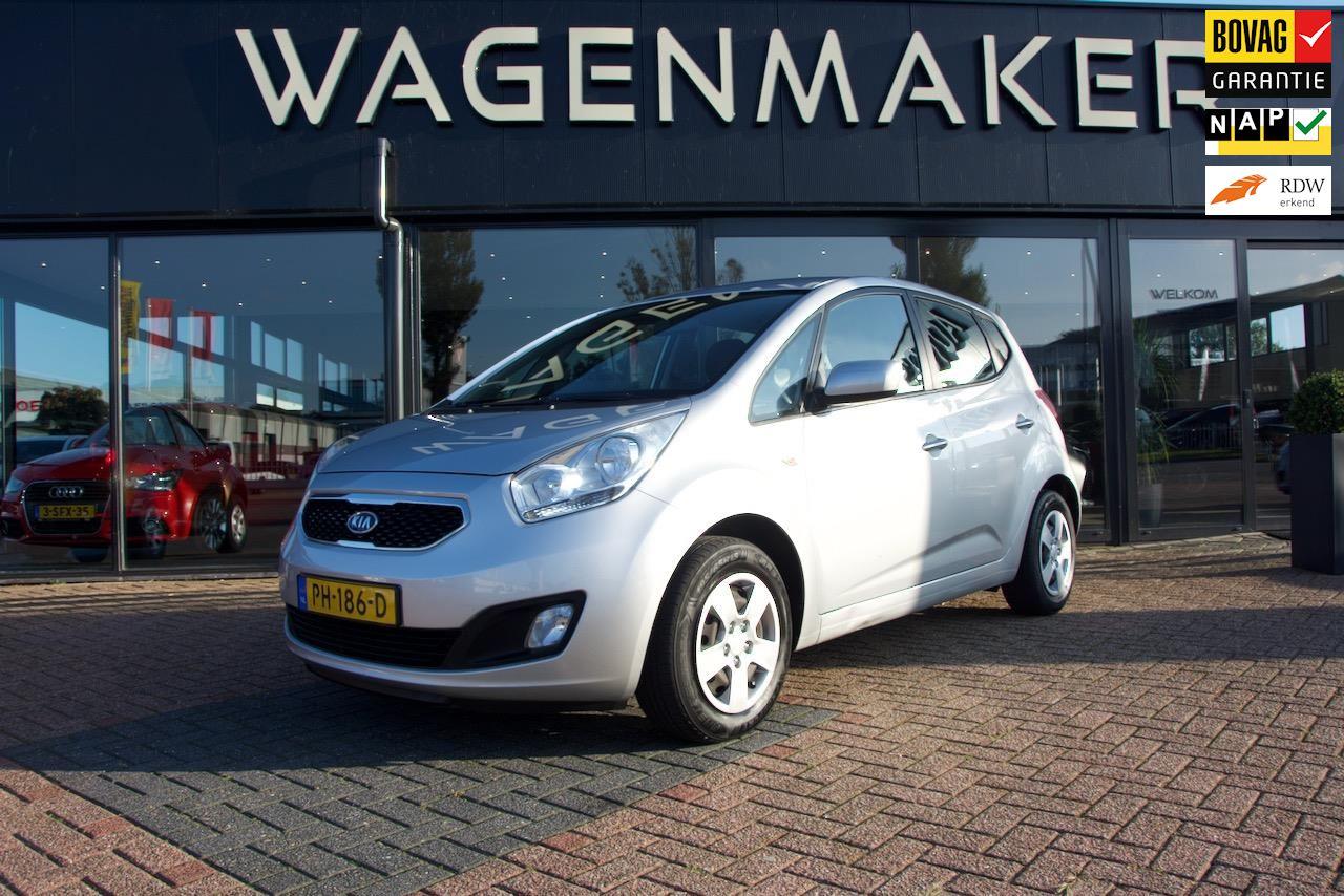 Kia Venga occasion - Wagenmaker Auto's