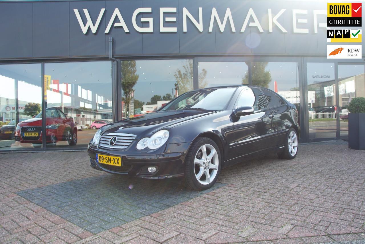 Mercedes-Benz C-klasse Sportcoupé occasion - Wagenmaker Auto's