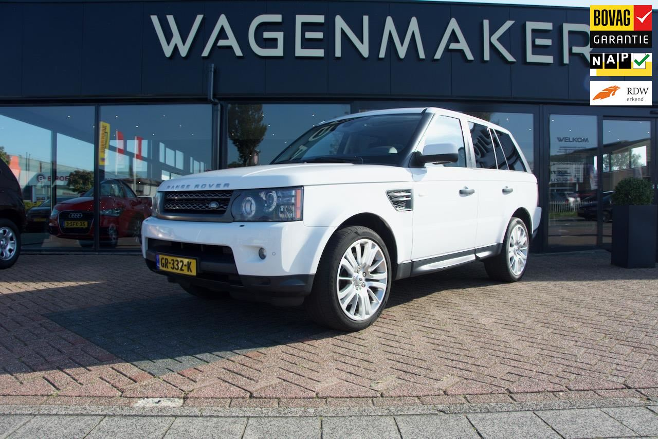Land Rover Range Rover Sport occasion - Wagenmaker Auto's