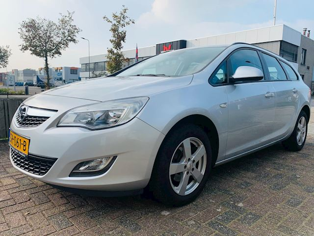 Opel Astra Sports Tourer AUTOMAAT   1.4 Turbo Edition