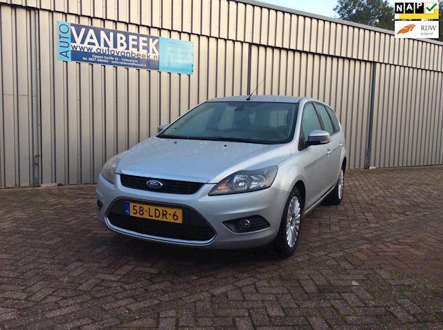 Ford Focus Wagon 1.6 TDCi Limited