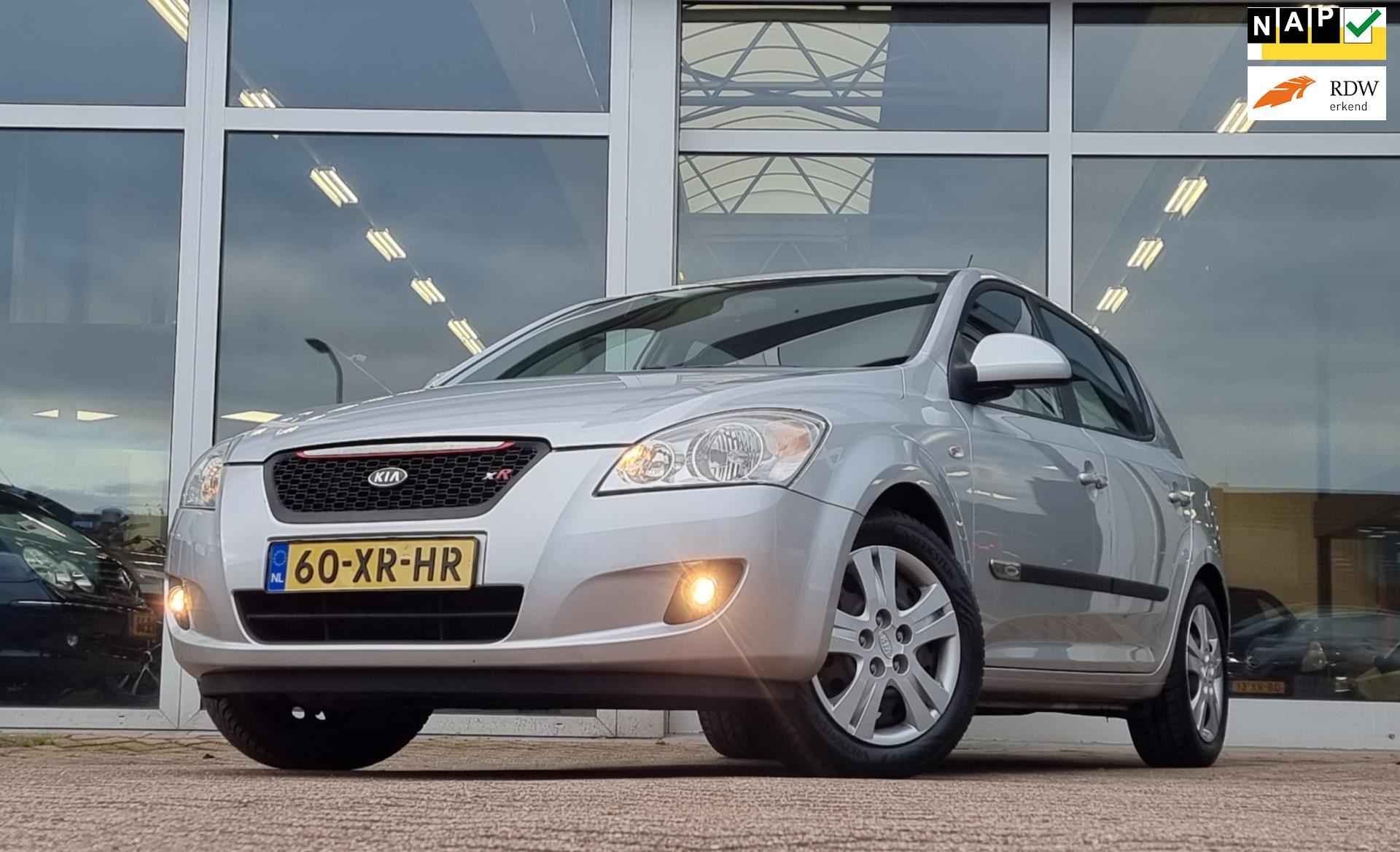 Kia Ceed occasion - van den Boog Automotive