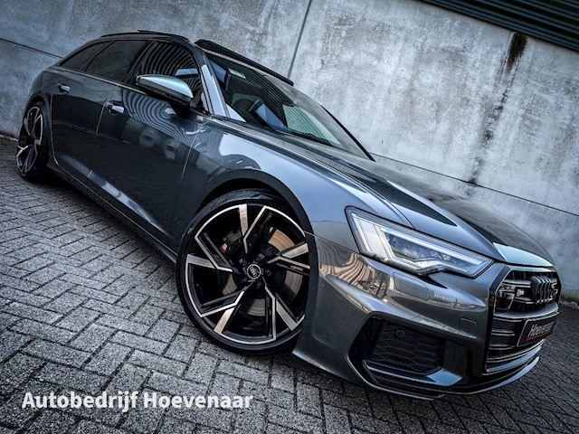 Audi S6 Avant TDI 406PK 21INCH RS6 PANO B&O BLACK OPTIC SFEER VR DEALER ONH