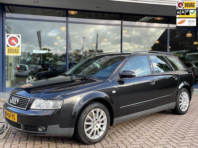 Audi A4 Avant 2.0 FSI Exclusive Clima Cruise Trekhaak Parksens NL-Auto NAP Dealeronderhouden!