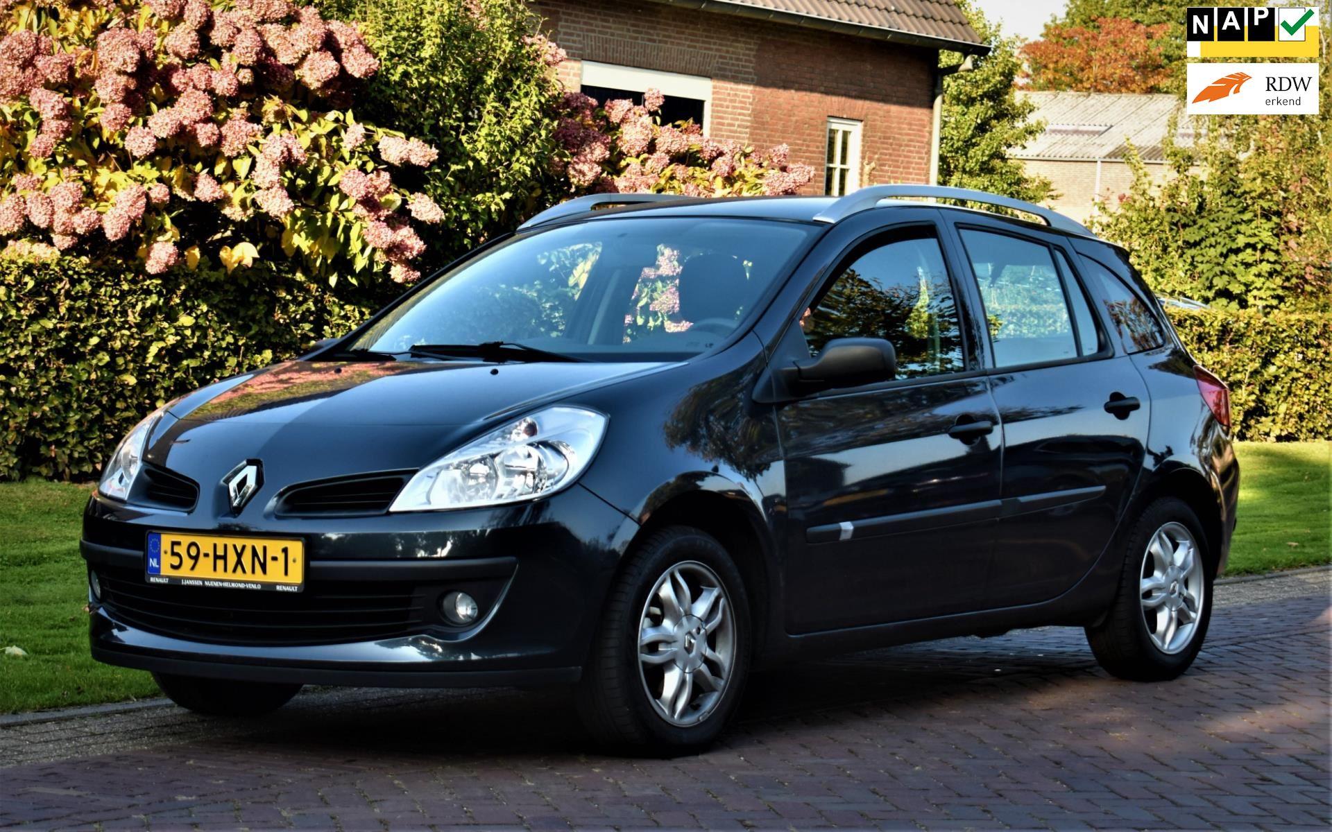 Renault Clio Estate occasion - F. Klomp Auto's