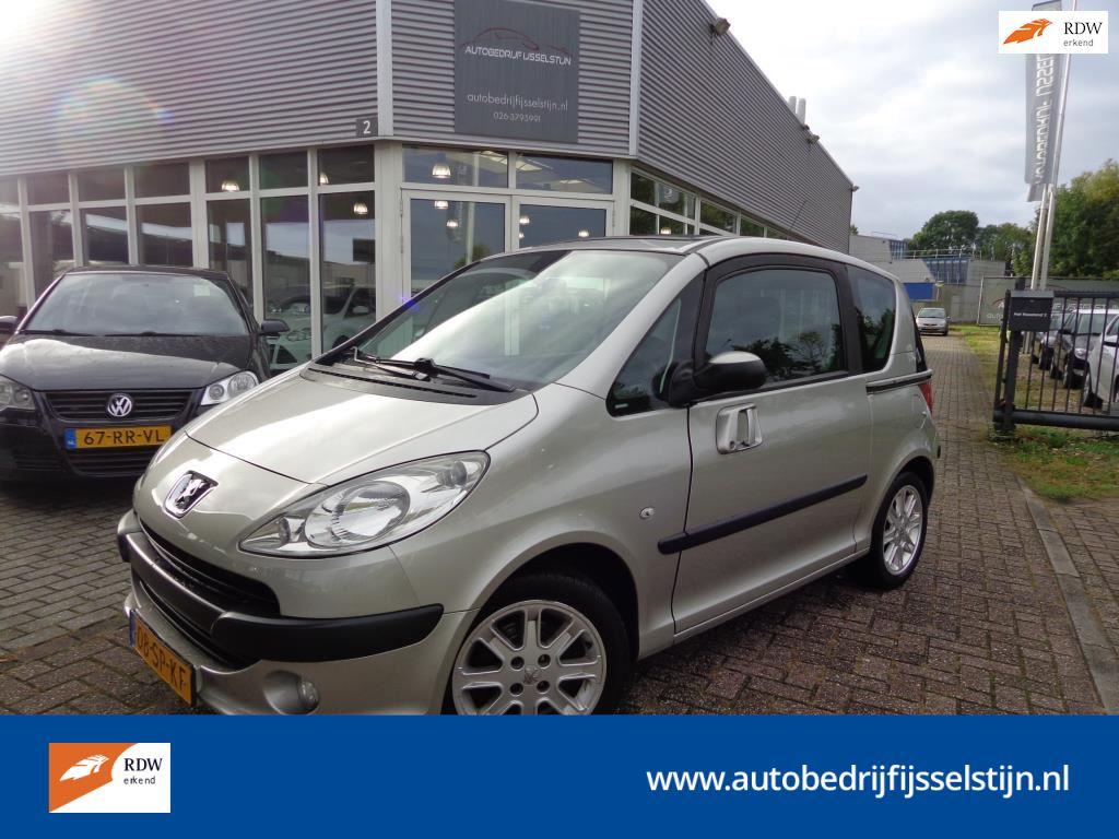 Peugeot 1007 occasion - Autobedrijf IJsselstijn
