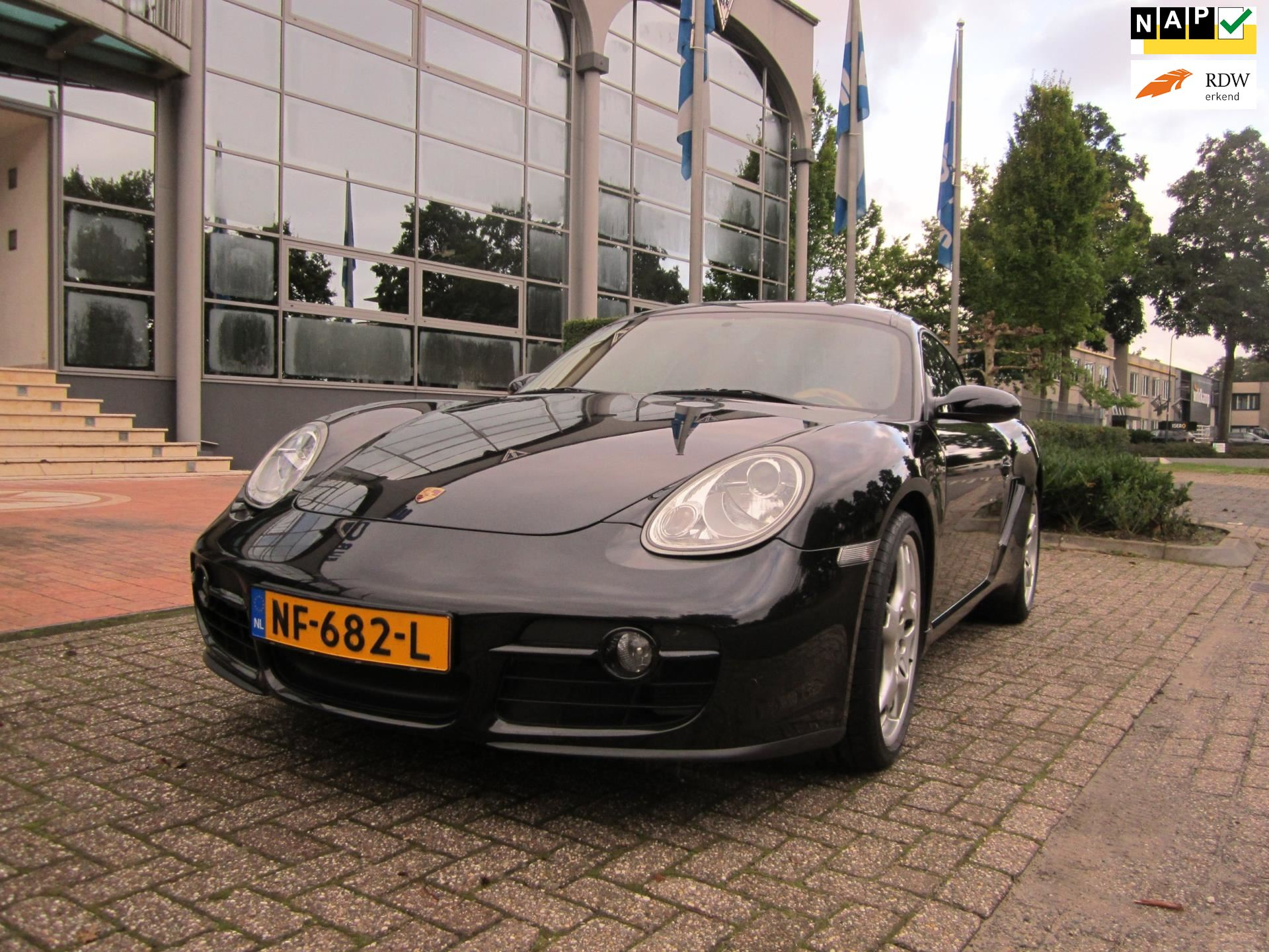 Porsche Cayman occasion - HG Auto's