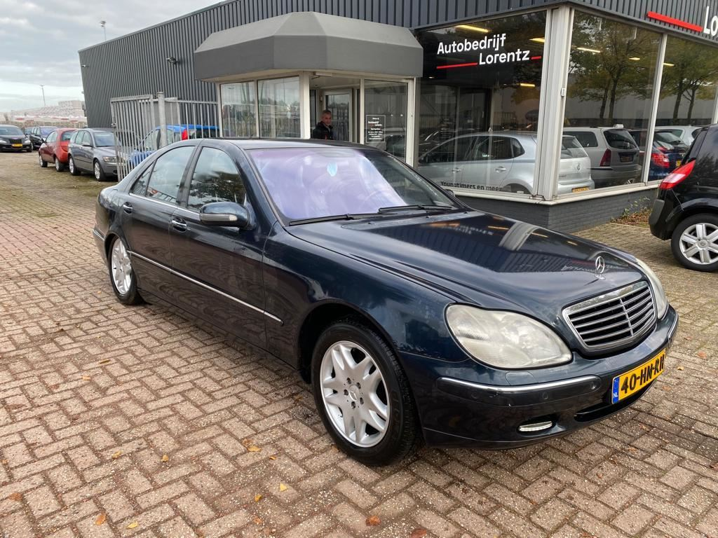 Mercedes-Benz S-klasse occasion - Autobedrijf Lorentz