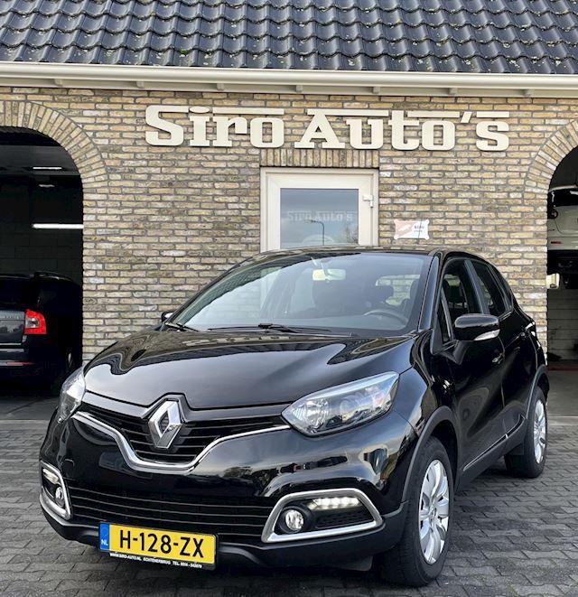 Renault Captur 0.9 TCe Bj 2016 weinig kilometers