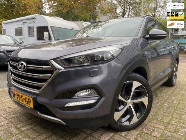 Hyundai Tucson 1.6 T-GDi Premium 4WD Navi/Leer/Pano/Opendak