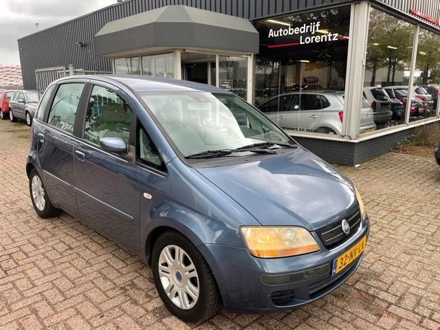 Fiat Idea occasion - Autobedrijf Lorentz
