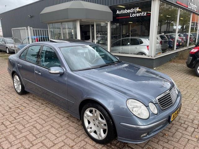 Mercedes-Benz E-klasse occasion - Autobedrijf Lorentz
