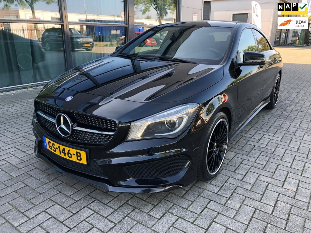 Mercedes-Benz CLA-klasse occasion - Pascal Traa