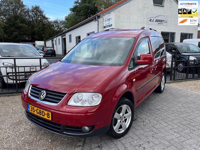 Volkswagen Caddy 1.6 Optive Comfort 5p. Zeer nette staat!