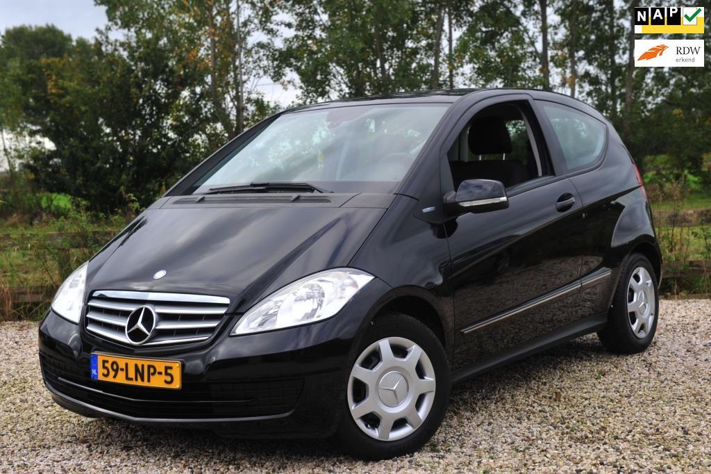 Mercedes-Benz A-klasse occasion - Pauw Auto's