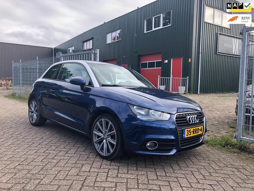 Audi A1 occasion - Visser Automotive