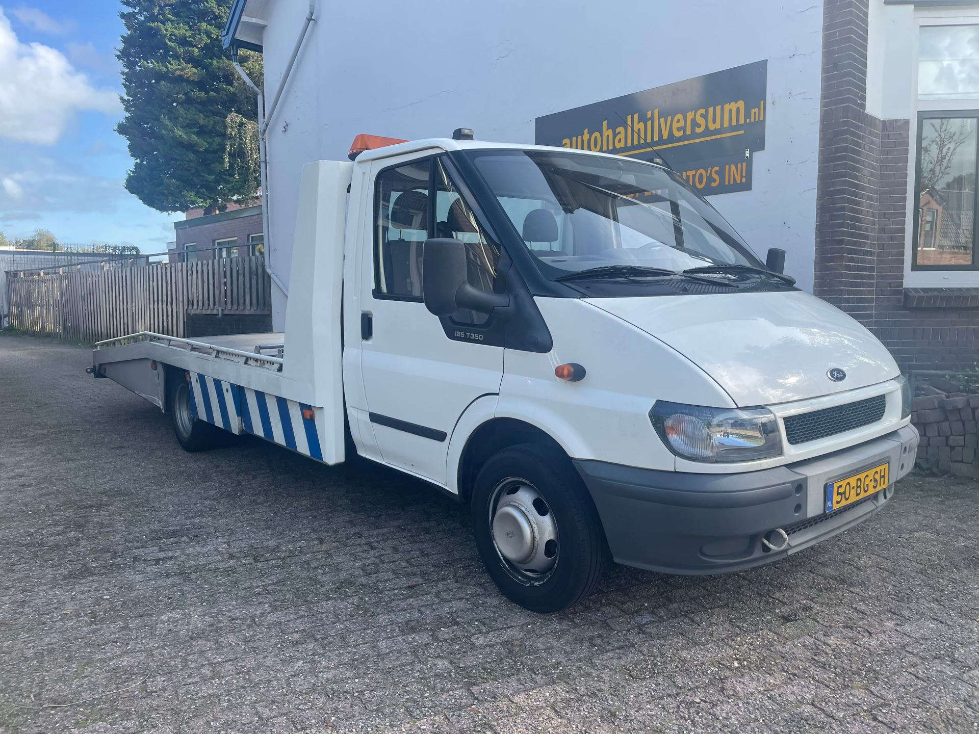 Ford Transit occasion - Autohal Hilversum