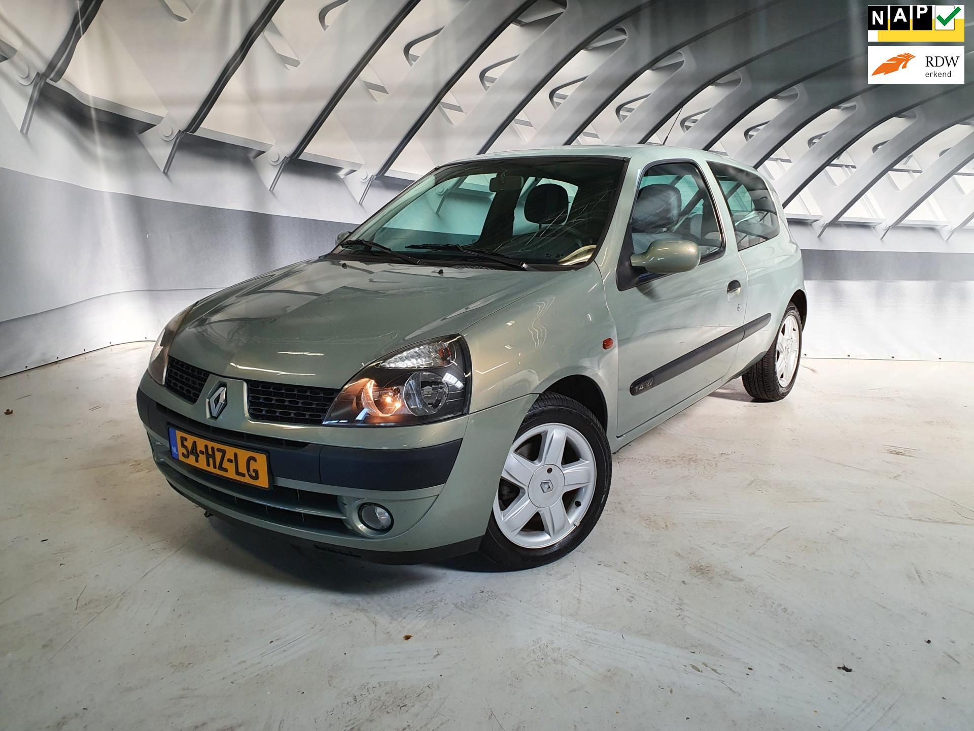 Renault Clio occasion - Cars4u