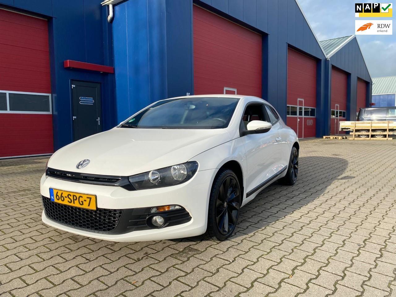 Volkswagen Scirocco occasion - Auto Balk