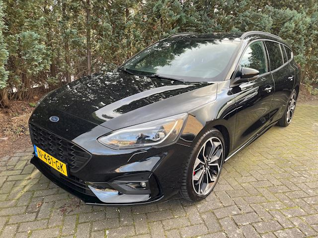 Ford Focus Wagon 1.0 EcoBoost 125pk ST Line-plus Automaat