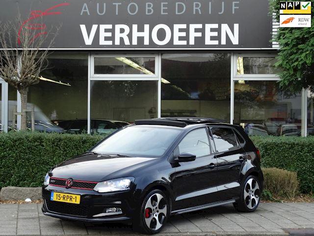 Volkswagen Polo 1.4 TSI GTI - PANORAMA - DSG - CRUISE CONTR - NAVI - NL AUTO !!!