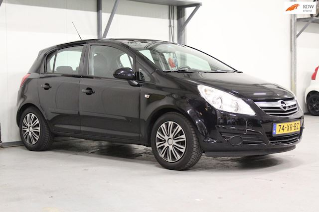 Opel Corsa 1.2-16V Business | Airco | Elektrische ramen | APK 10-2022