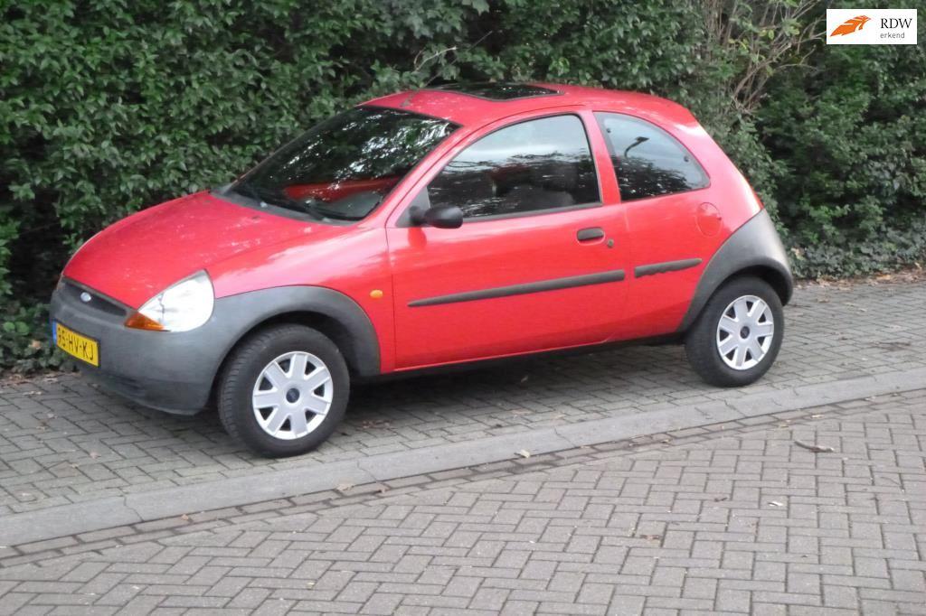 Ford Ka occasion - Autobedrijf de Jong