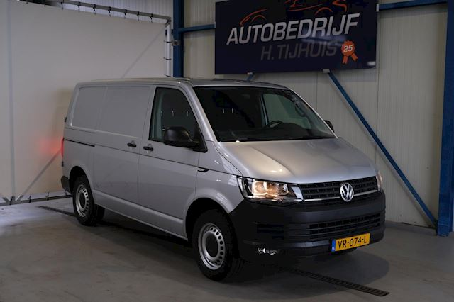 Volkswagen Transporter 2.0 TDI L1H1 - N.A.P. Airco, Cruise, PDC, Trekhaak.