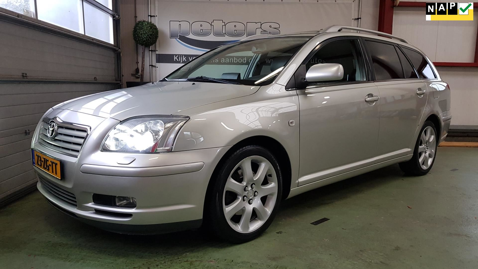 Toyota Avensis Wagon occasion - Peters Auto's