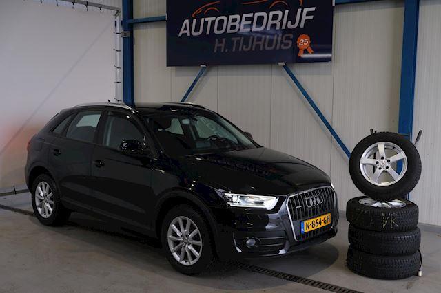 Audi Q3 2.0 TFSI quattro Pro Line Automaat - Airco, Cruise, Navi, PDC,  Stoelverwarming, Trekhaak.
