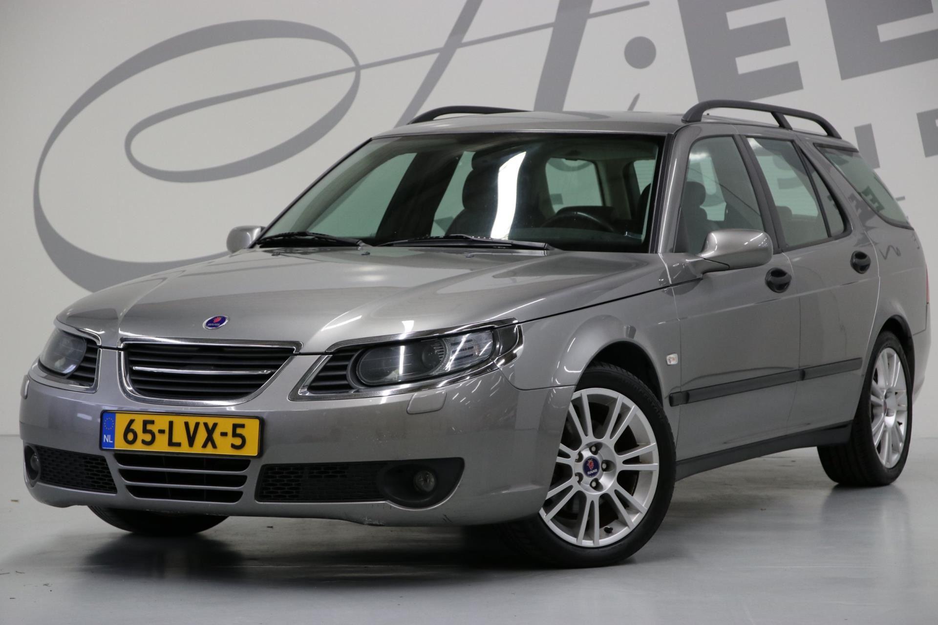 Saab 9-5 Estate occasion - Aeen Exclusieve Automobielen