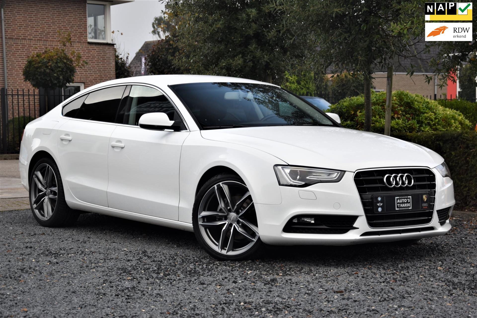 Audi A5 Sportback occasion - Auto`s `t Harde