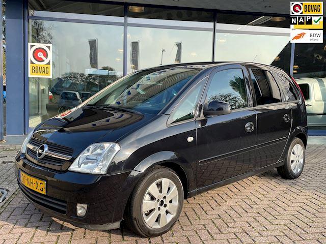 Opel Meriva 1.6-16V Cosmo Airco Cruise Lm-Velgen NL-Auto NAP!