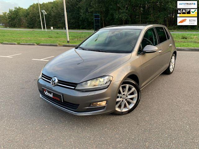 Volkswagen Golf 1.4 TSI Highline I LEER I MASSAGE I NAVI I ACC I DSG I XENON!!!!