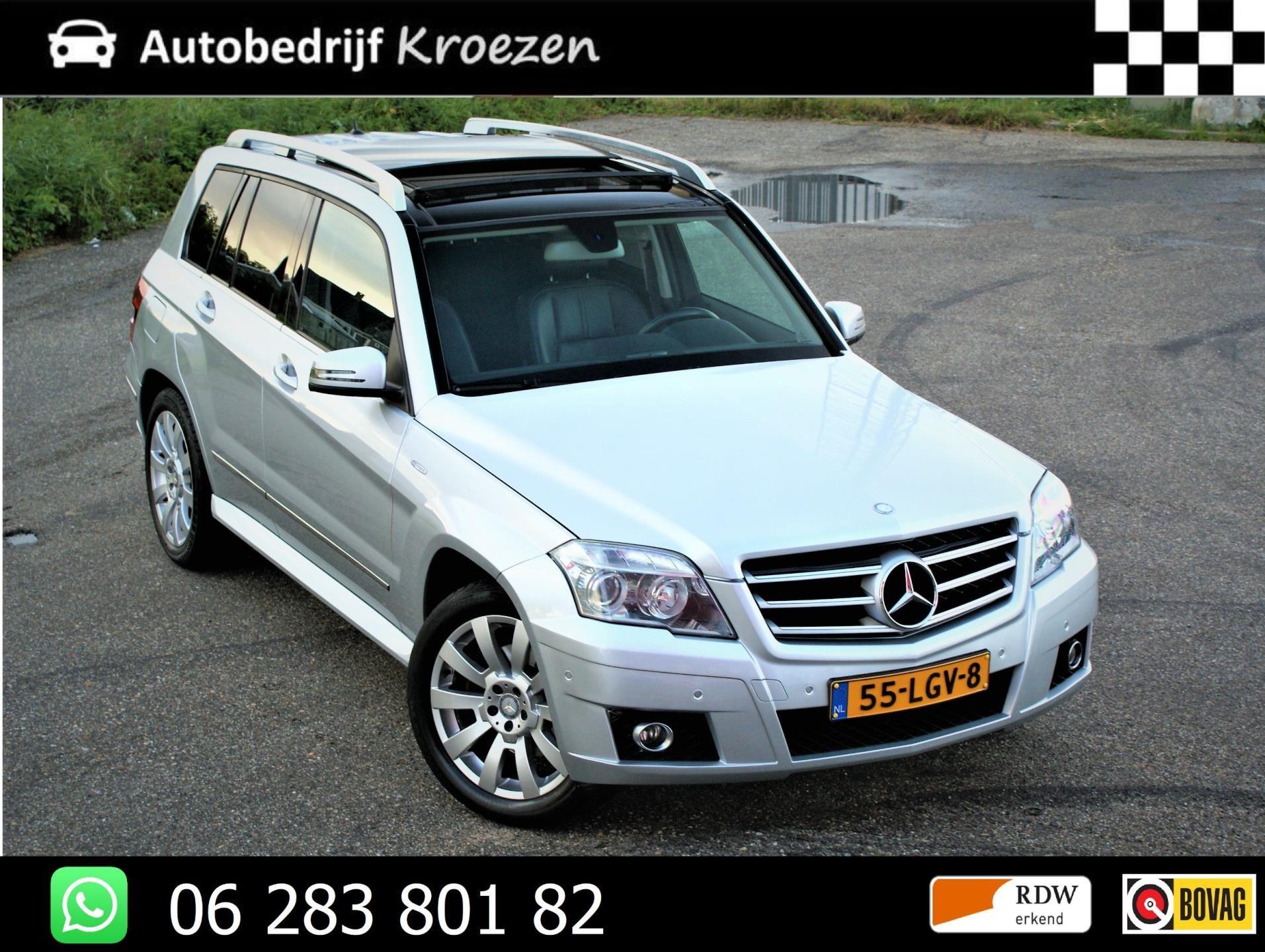 Mercedes-Benz GLK-klasse occasion - Autobedrijf Kroezen