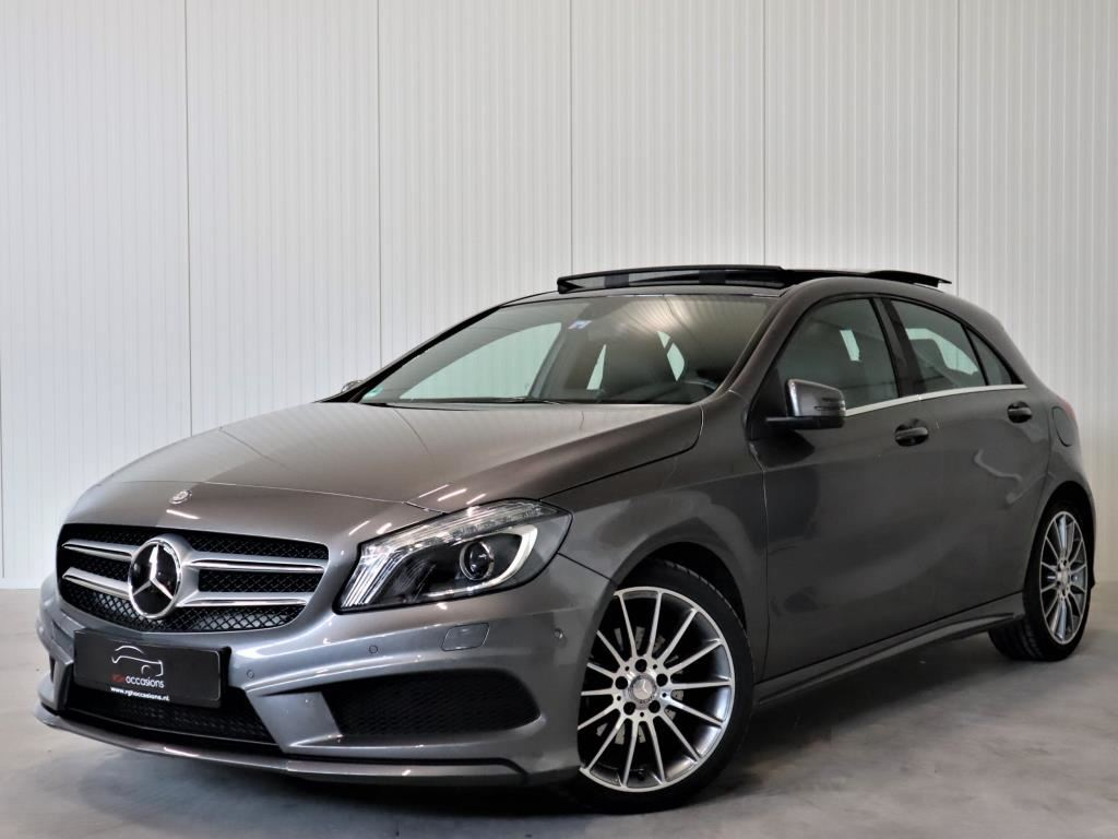 Mercedes-Benz A-klasse 180 AMG-LINE/PANO occasion - RGH Occasions
